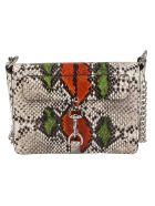 Rebecca Minkoff Snake Skin Effect Shoulder Bag - Snake