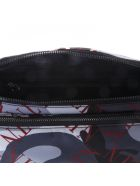 Valentino Garavani Camouflage Logo Nylon Belt Bag - Gray/multicolor