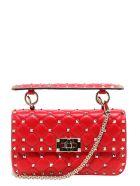 Valentino Garavani Rockstud Mini Bag - Rosso