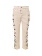 Golden Goose Trousers - Beige