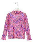 Kenzo Kids 'activewear' T-shirt - Pink