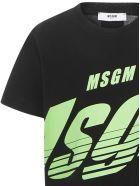 MSGM Kids T-shirt - Black
