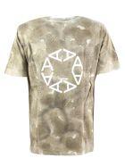 1017 ALYX 9SM Beige Cotton T-shirt - Beige