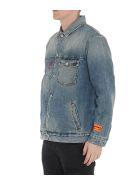 HERON PRESTON Workwear Denim Jacket - Denim