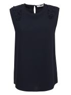 See by Chloé Signature Crepe - Ink Navy