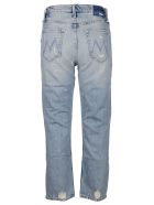 Mother Jeans The Insider Crop Step Fray - Wie Wild Game