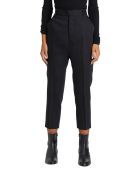 Rick Owens Easy Astaires Trousers - Nero