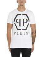Philipp Plein 'esagonal' T-shirt - White