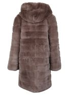 S.W.O.R.D 6.6.44 Fur Coat - Pine Bark