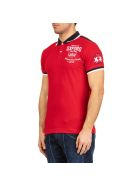 La Martina La Martina Cotton Piquè Polo Shirt - Red