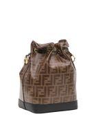 Fendi Mon Tresor Bucket Bag - Nero