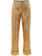 In The Mood For Love Sequins Loren Trousers - GOLD (Gold)