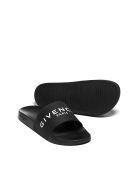 Givenchy Logo Sliders - Nero bianco