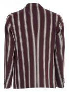 Tagliatore Striped Formal Blazer - Multicolor