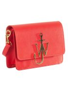 J.W. Anderson Mini Logo Shoulder Bag - Scarlet