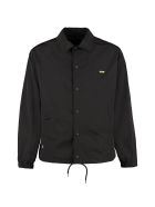 MSGM Techno Fabric Jacket - black