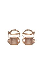 Ash Studded Sandals - Rame