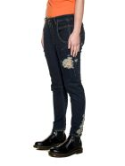 Diesel Dark Blue Fayza-ne Denim Jeans - Dark Blue