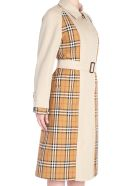 Burberry 'guiseley' Trench - Multicolor