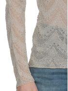 Dondup Lurex Sweater - Beige