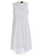 Simone Rocha Babydoll Sleeveless Dress - White