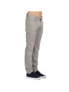Jeckerson Cotton Blend Trousers - GREY