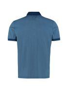 C.P. Company Cotton Piqué Polo Shirt - Blue