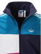 Adidas Color Block Jacket - Tea/berry