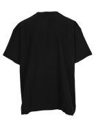 Raf Simons Raf Simons Oversized Lined T-shirt - BLACK