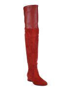 Stuart Weitzman Helena Over-the-knee Boots - Burnt Siena