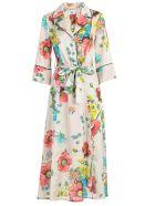 SEMICOUTURE Semicouture Floral Wrap Dress - Champion