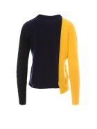 Marni Sweatshirt - Yellow blu black