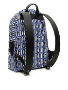 Dolce & Gabbana D&g Logo Nylon Backpack - DG GRAFICO F BLU (Blue)