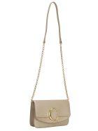 Chloé Chloè Shoulder Bag - Motty grey