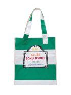 Sonia Rykiel Allée Tote Bag - Bianco