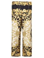 Versace Printed Trousers