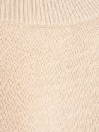 See by Chloé Sweater 3/4s W/slit Behind - R Light Camel