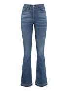 3x1 3x1 And Mimi Cuttrell - Kellie Flared Jeans - Denim