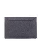 Prada Saffiano Card Holder - Black
