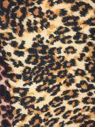 Pierre-Louis Mascia T-shirt Silk Animalier - Leopard