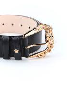 Versace Belt Baroque - Nero