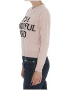 Alberta Ferretti It's A Wonderful World Sweater - Pink