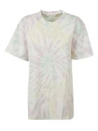 Stella McCartney Tie-dye Print T-shirt - Lemonade/lilac