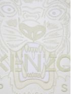 Kenzo Tiger Hooded Sweatshirt - WHITE