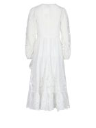 Zimmermann Dress - White