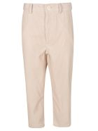 Sofie d'Hoore Cropped Length Trousers - Almond