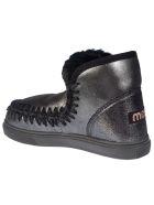 Mou Eskimo Sneakers - Glitter black