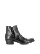 """Pantanetti Ankle Boots """"12165d"""" - Black"""