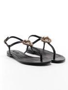 Dolce & Gabbana Devotion Thong - Nero