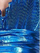 The Attico Top - Blue
